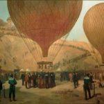 Paris 1870 - Départ de l'Armand Barbes Musée Carnavalet