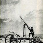 Canon Krupp antiaérien  1870