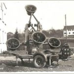 Détecteur Acoustique  Fin Années 1930