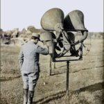 France - Détecteur acoustique - 1916