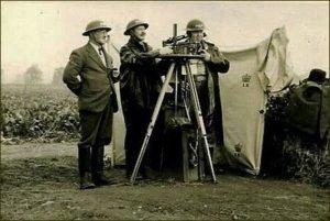 L'Observer Corps - Des civils, un abri de fortune, un matériel rudimentaire et une volonté à toute épreuve
