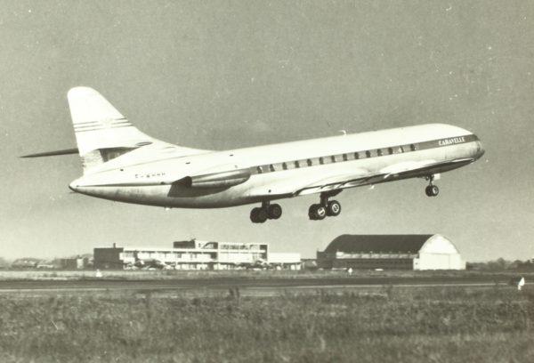 Le succès de la Caravelle donna de l'élan au programme du supersonique franco-britannique.
