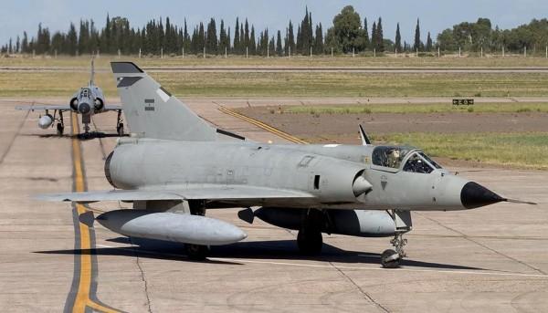 Le Dagger, ce Mirage III israélien sous-employé par les Argentins.