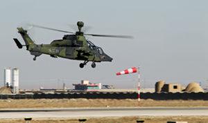 Eurocopter EC665, le fameux Tigre, la raison d'être d'Eurocopter.