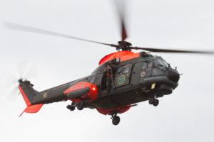 Eurocopter Hkp10 de la Flygvapen.