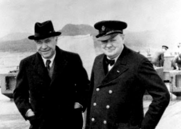 Ferry Command Beaverbrook & Churchill