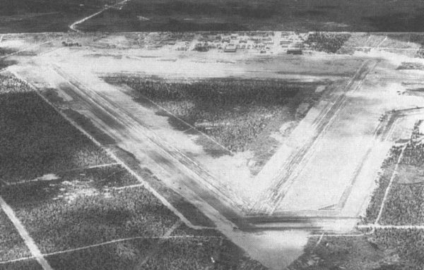 Ferry Command Goose Bay 1943