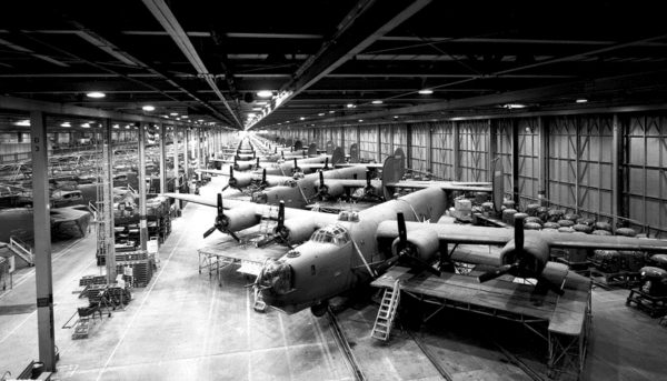 Ferry Command Willow_Run_Factory