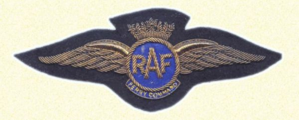 Ferry command badge