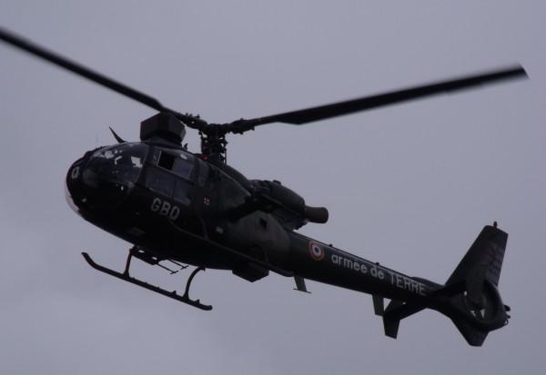 Peut-être l'hélicoptère le plus célèbre doté d'un Fenestron.