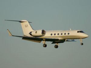 Gulfstream Tp102 de la Flygvapen.