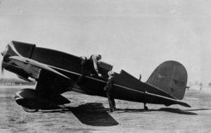 Le Lockheed L-8 Sirius, l'alternative américaine rejetée.