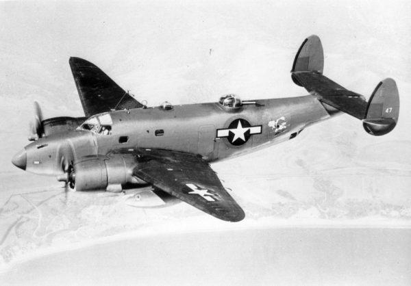 Le bimoteur Lockheed PV-1 Harpoon, le principal avion Patmar américain durant la guerre de 39/45.