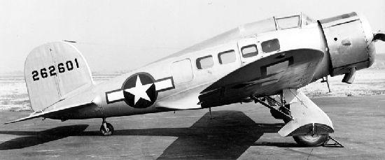 Lockheed UC-85