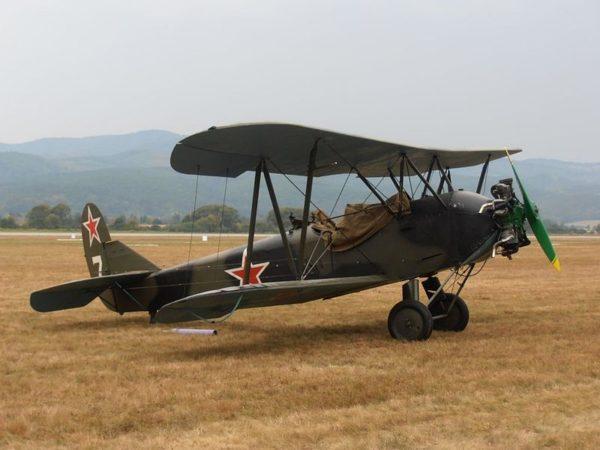 Polikarpov U-2.