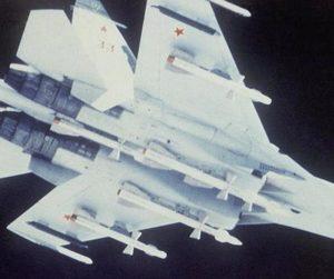 R-27 sous SU-27