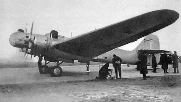 Tupolev DB-2