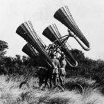 US - WW I - Sound Locator