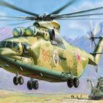 Les configurations et types d'hélicoptères