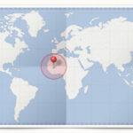Cocardes des pays d'Afrique de l'Ouest