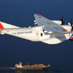 Eléments aériens des garde-côtes