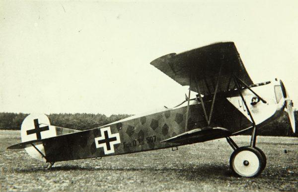 Doit-on encore présenter le Fokker D-VII ?