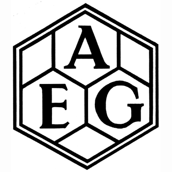 Logo de AEG