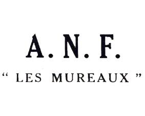 Logo de ANF Les Mureaux