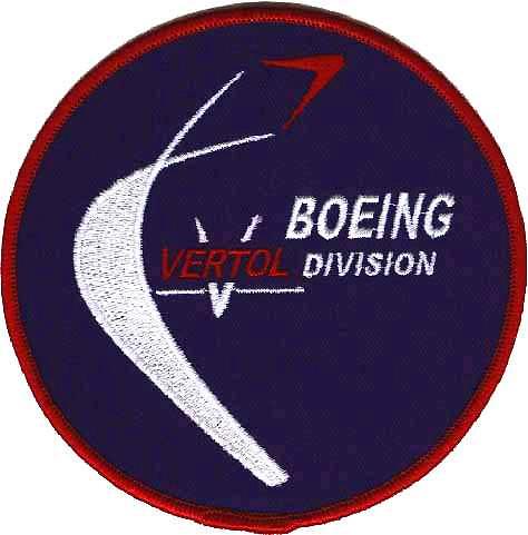 Logo de Boeing Vertol