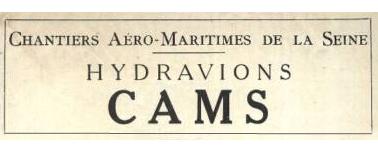 Logo de CAMS