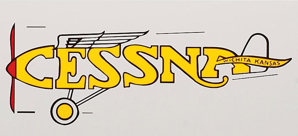 Logo de Cessna