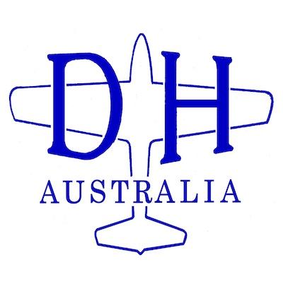 Logo de De Havilland Australia