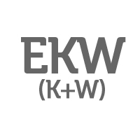 Logo de EKW (K+W)