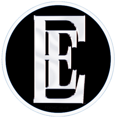 Logo de English Electric