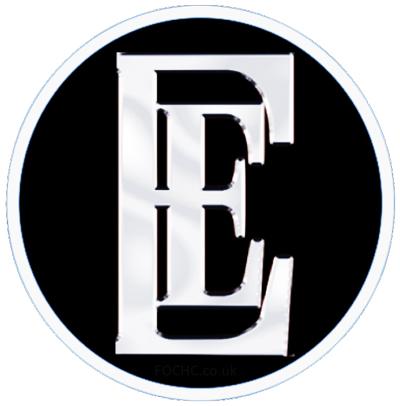 Logo de English Electric