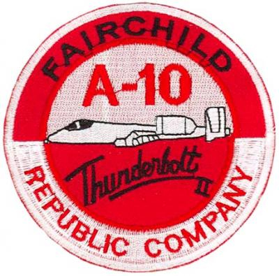 Logo de Fairchild-Republic