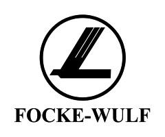 Logo de Focke-Wulf