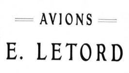 Logo de Letord