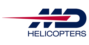 Logo de MD Helicopter