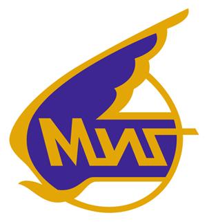 Logo de Mikoyan-Gurevich