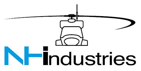 Logo de NHIndustries