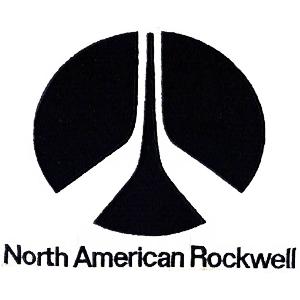 Logo de North American-Rockwell