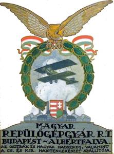 Logo de Repülőgépgyár