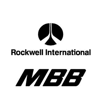 Logo de Rockwell / MBB