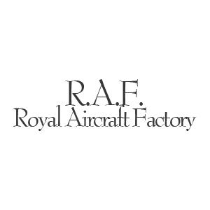 Logo de R.A.F.