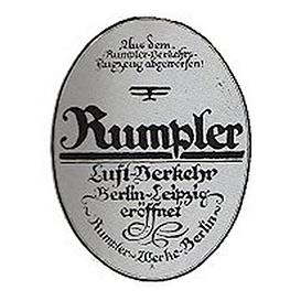 Logo de Rumpler