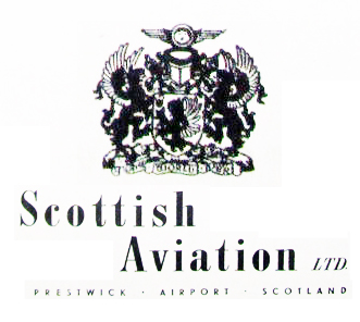 Logo de Scottish Aviation