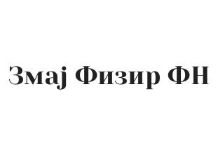 Logo de Zmaj Fizir