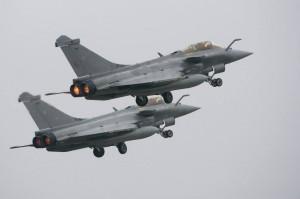 Rafale M Landivisiau 2013 Air Defense Week.