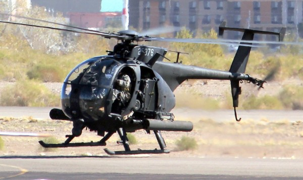 MD Helicopter AH-6M Little Bird du 160th SOAR.